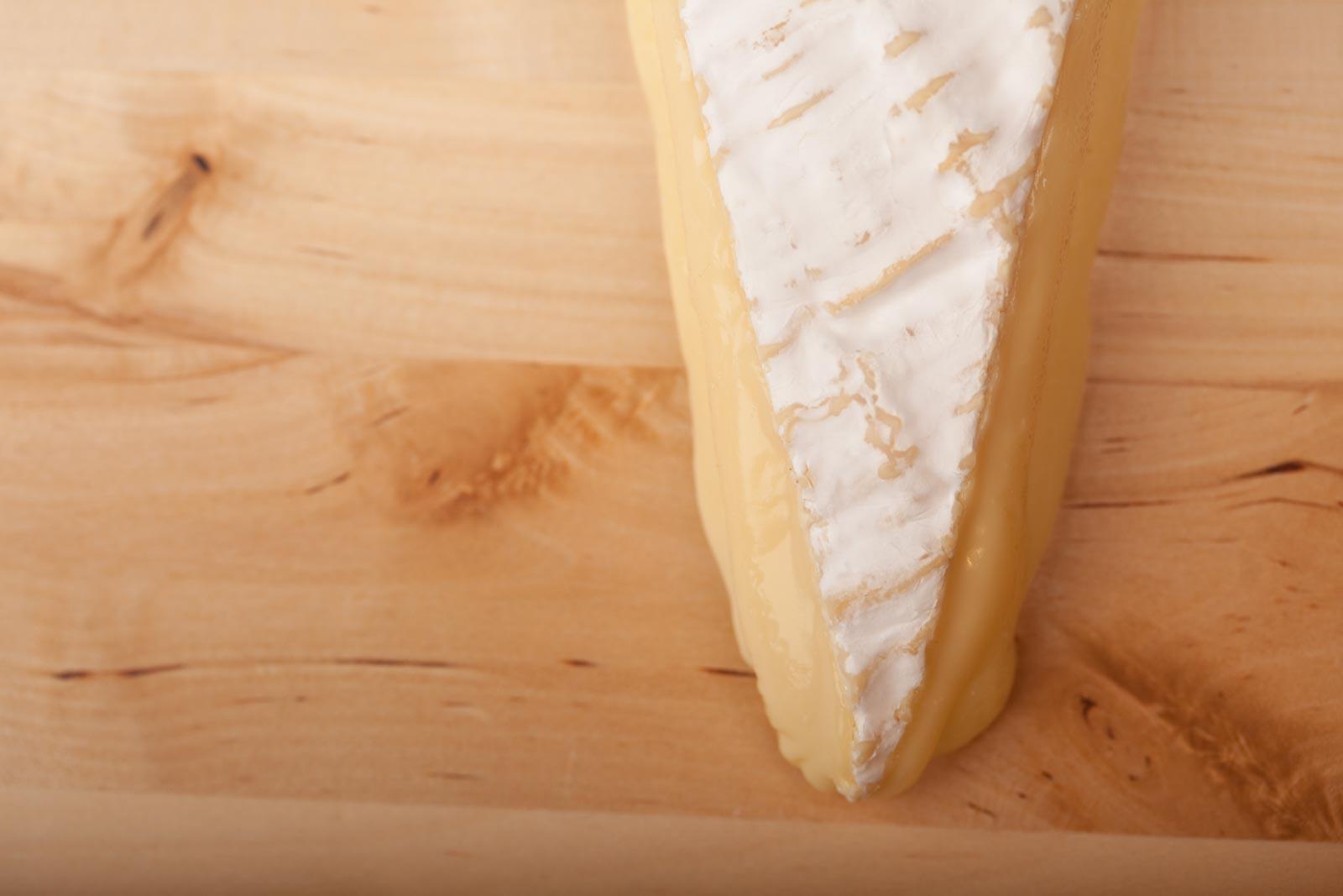 Studiofoto van kaas