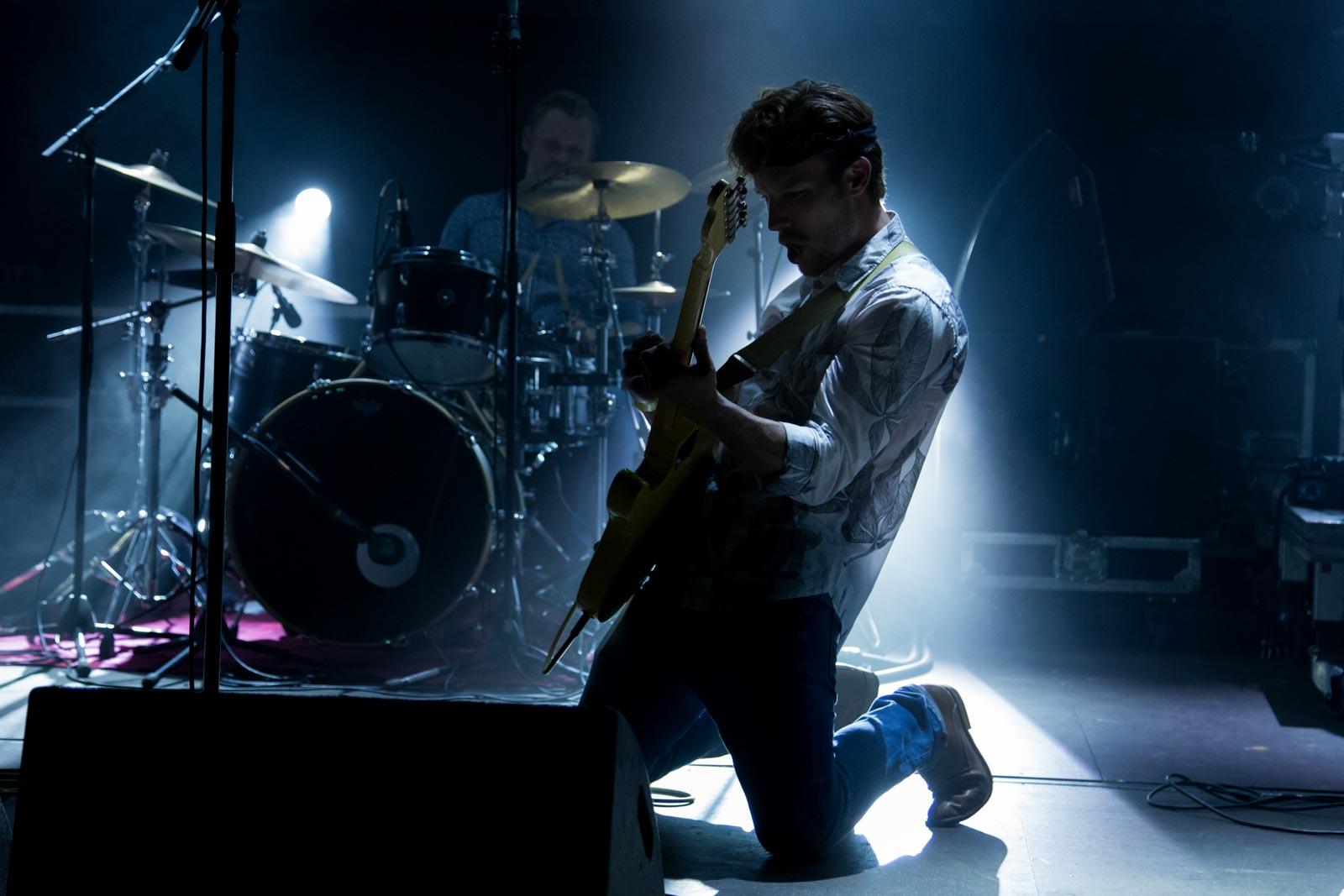 Concertfoto gemaakt door Studiomamma