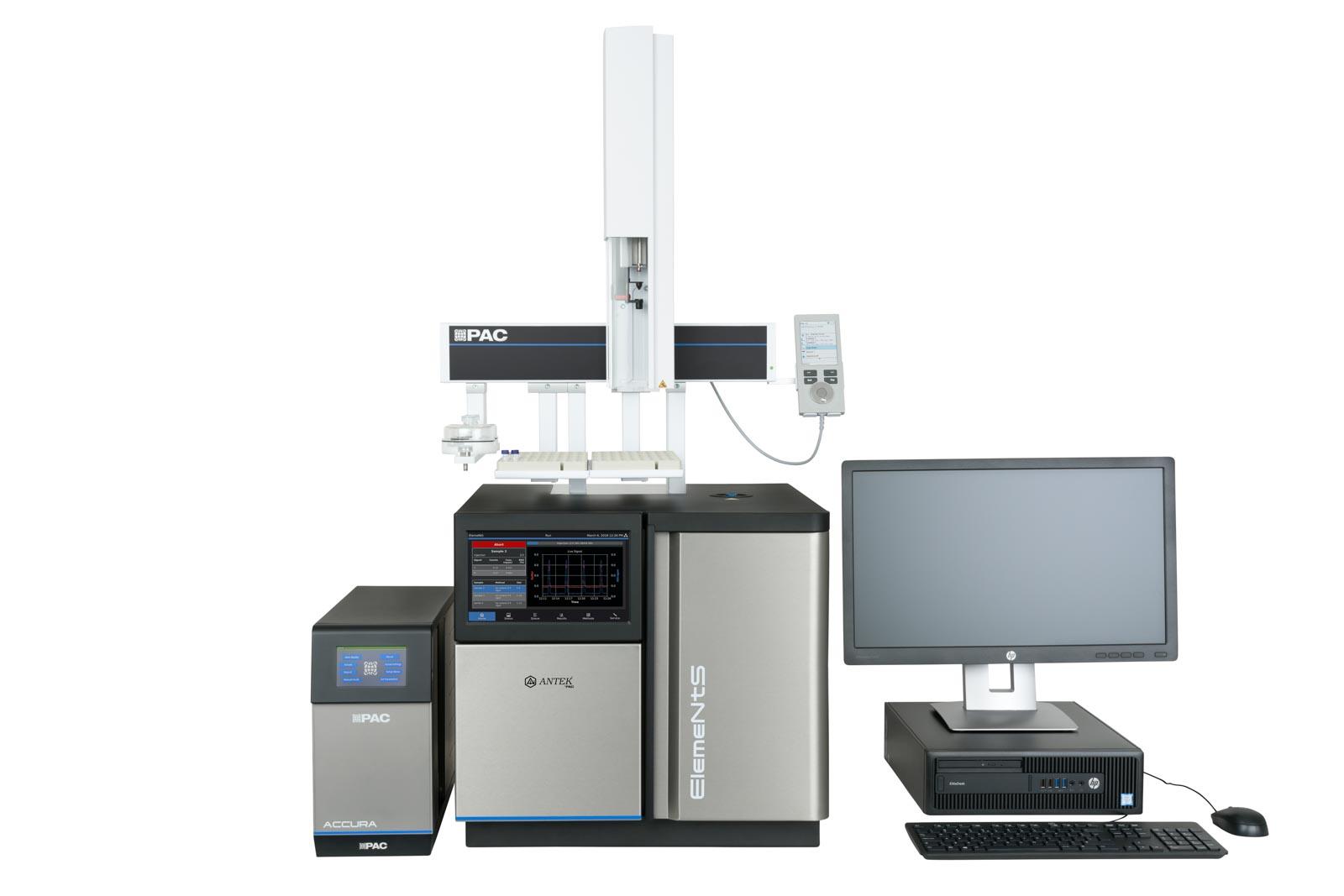 Vrijstaande productfoto van apparatuur