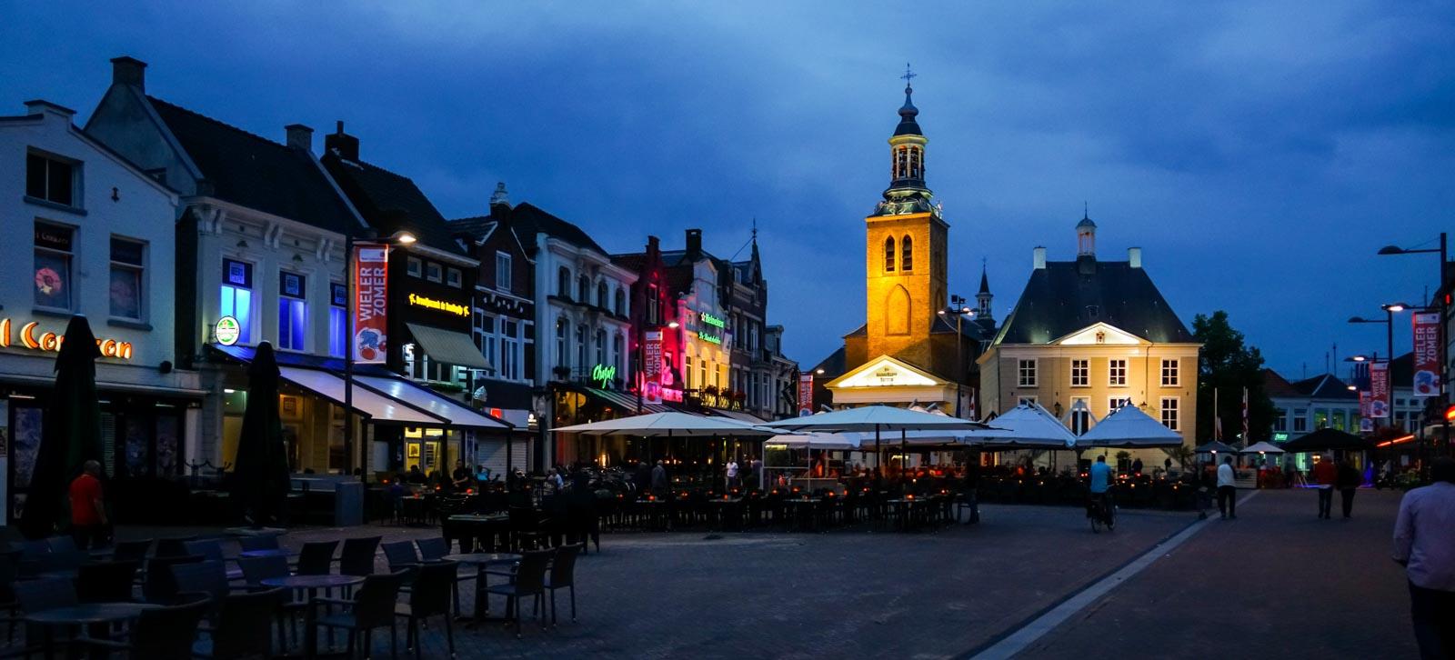 Sfeerfoto gemaakt voor Stichting Promotie Winkelstad Roosendaal